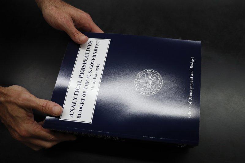 美國總統川普提出2018預算藍圖(AP)