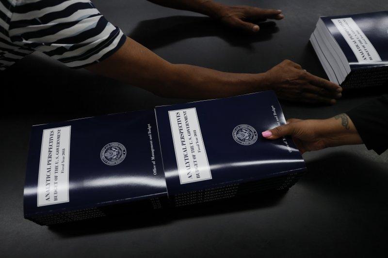 美國總統川普提出2018預算案《美國偉大的新基礎》(AP)