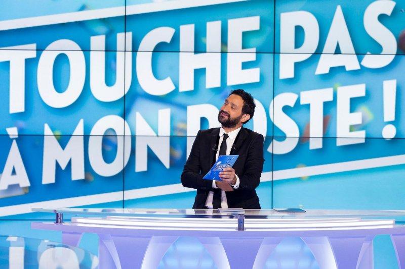 法國脫口秀藝人阿努那(Cyril Hanouna)。