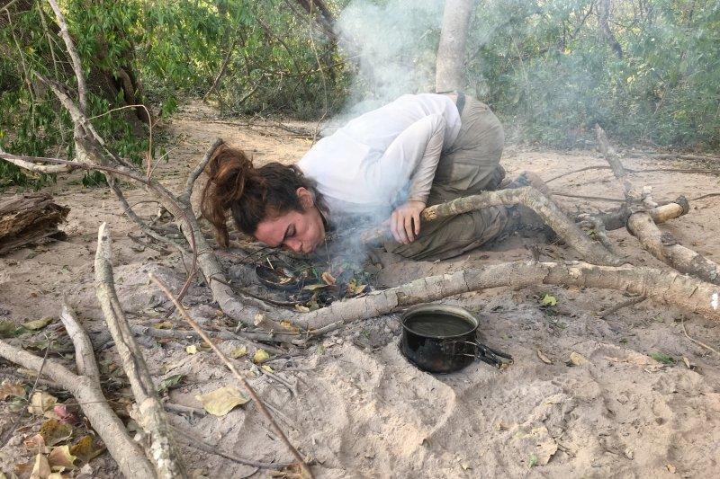 獨自在荒島上求生,這些參賽者會遇上多麼可怕的危險?(圖/Discovery提供)
