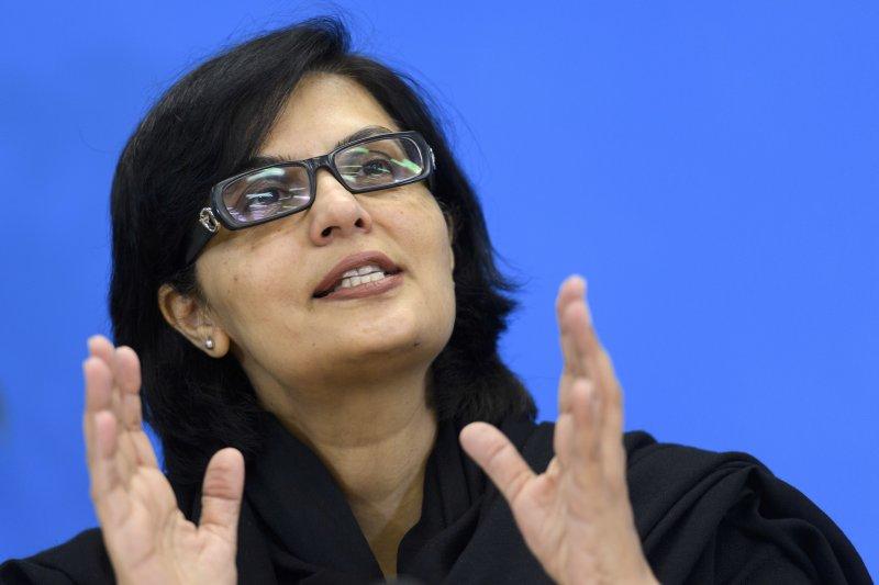 WHO總幹事選舉:巴基斯坦首位女性心臟病學家尼西塔(AP)