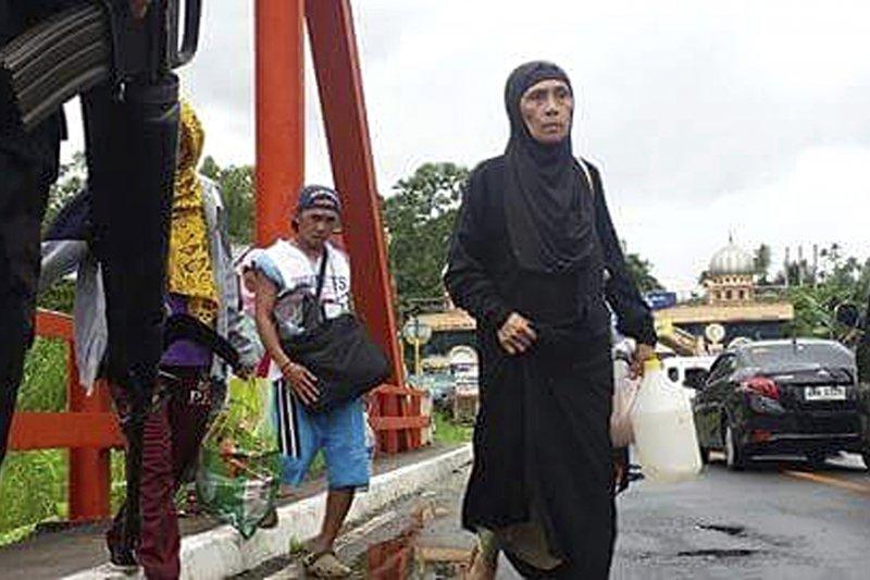 菲國南部民答那峨島舉行公投,決定是否成立自治區(AP,資料照)