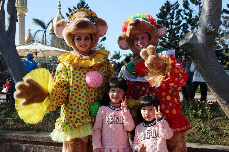 台灣的遊樂園,雖不比國外環球、迪士尼吸引人,但各有各的特色,適合各種需求的遊客。(圖/KLOOK客路提供)