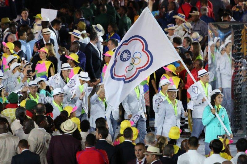 台灣是什麼時候開始以「中華台北」之名參與國際賽事的?公投第13案「東京奧運正名為台灣隊」意見發表會最終回21日登場。(資料照,取自中華奧會官網)