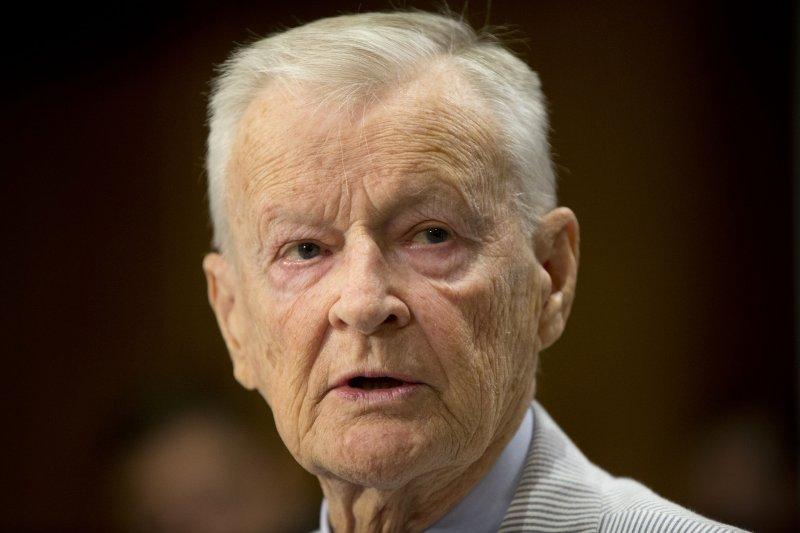 前白宮國家安全顧問(NSA)布里辛斯基(Zbigniew Brzezinski)(AP)