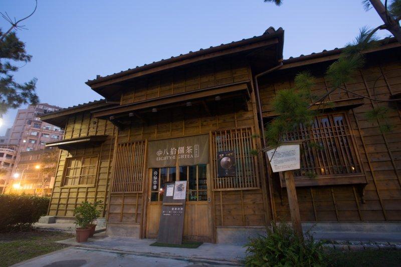 西本願寺,輪番所委託經營成為飲茶空間(北市府)
