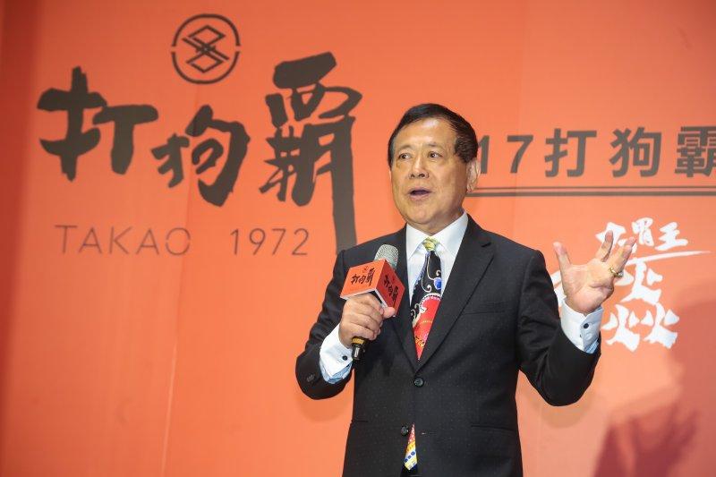 20170504-海霸王集團總裁莊榮德。(顏麟宇攝)