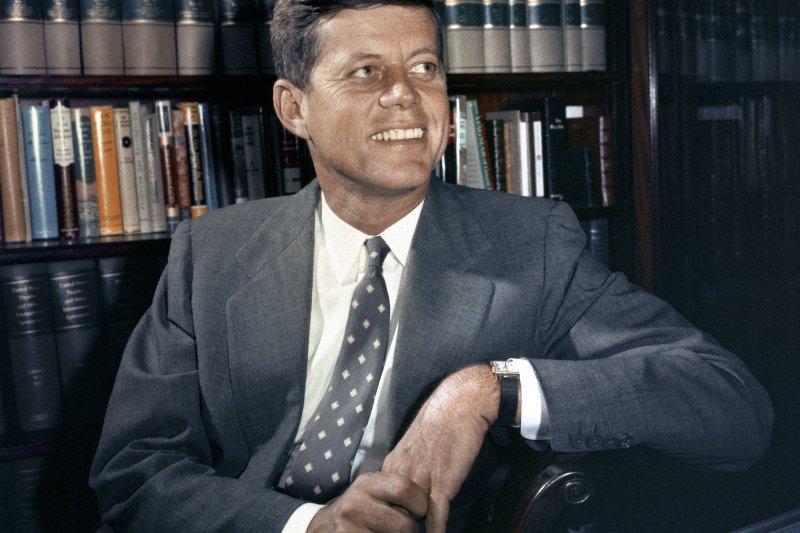 29日為美國總統甘迺迪百歲冥誕。(AP)
