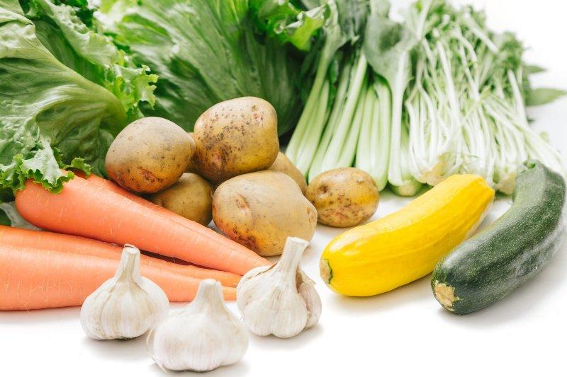 蔬菜性質不同,保存要訣也不一樣。(圖/pakutaso)