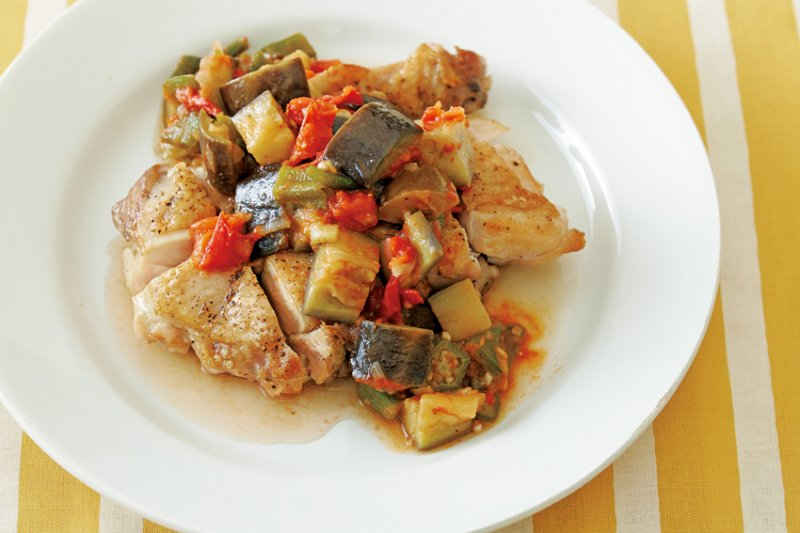 普羅旺斯燉菜可以做出許多變化,是十分方便的一道料理!(圖/山岳文化提供)