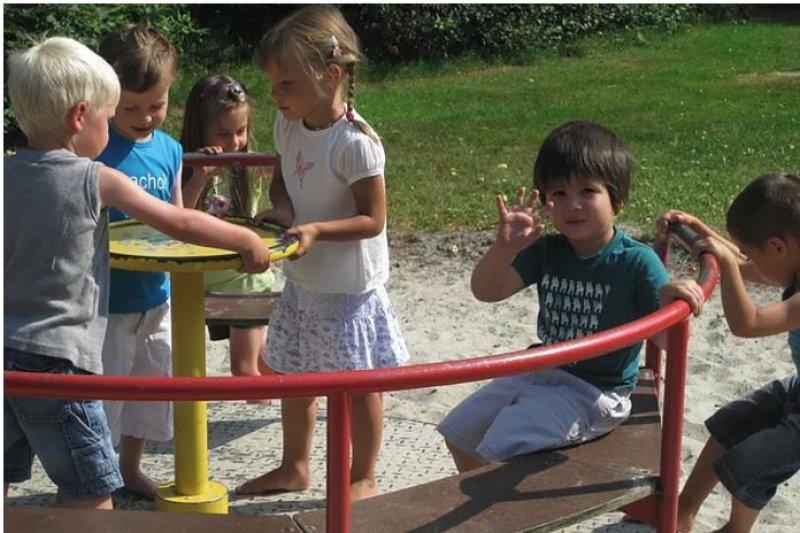 在荷蘭幼兒教育是人人平等,一旦孩子滿2歲就可申請進入就近公立幼兒園就讀。(圖/瘋荷日曆My Dutch LifeStyle)