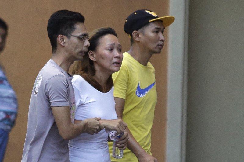 菲律賓首都馬尼拉「馬尼拉雲頂世界」度假村2日淩晨遭槍手開槍並縱火攻擊,造成慘重死傷(AP)