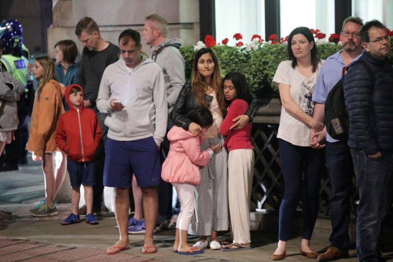 英國首都倫敦3日再度發生恐怖攻擊,目前已造成7人死亡,48人輕重傷。(AP)