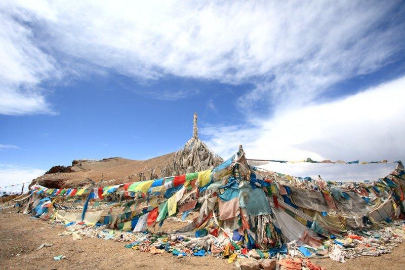 許多人認為天葬是西藏特有的習俗,但其實有部分亞洲國家都天葬習俗的痕跡。(圖/bigheadmogi@flickr)