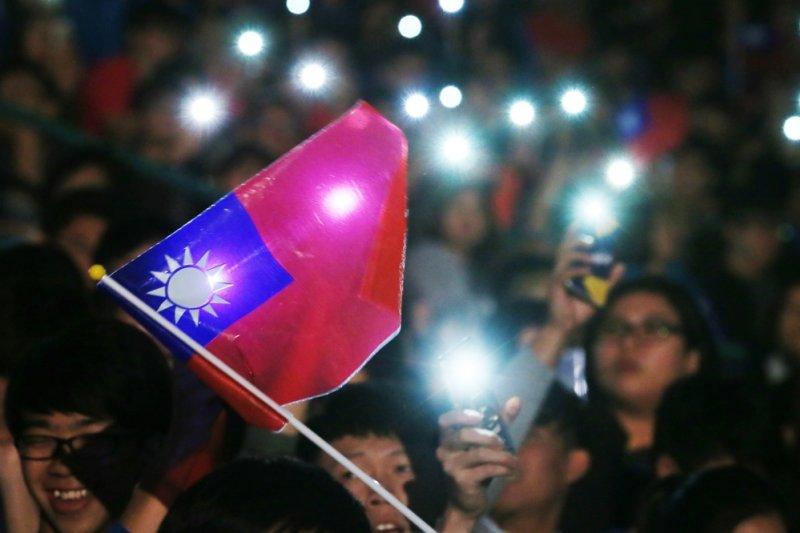 英國《經濟學人》指出,台灣是實質主權國家(圖/總統府@flickr)