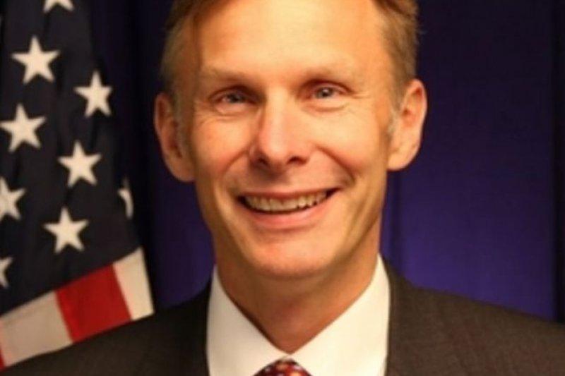 阮大為曾為美國國務院服務長達27年。(BBC中文網)