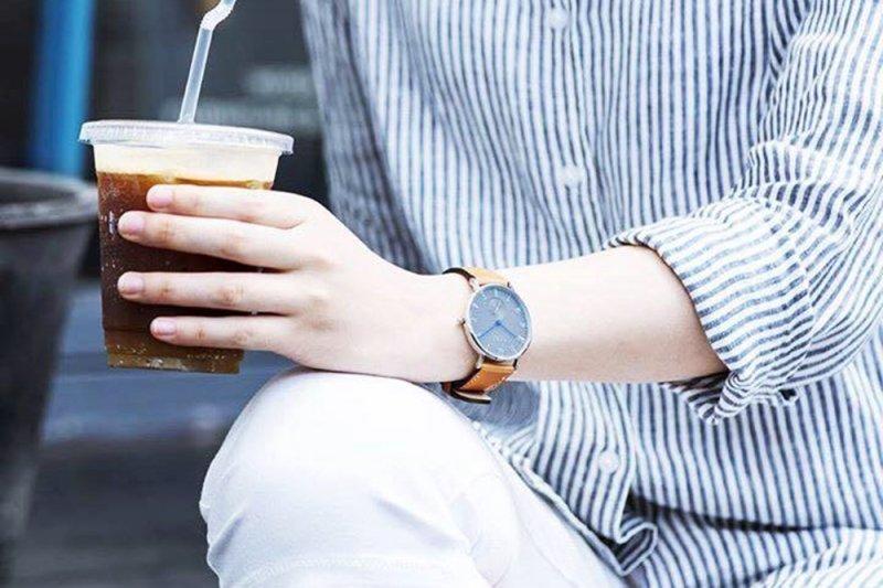 一支有質感的手錶,絕對能讓別人對你的第一印象加分!(圖/Knot Taiwan@facebook)