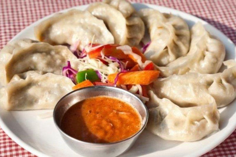印度餃子。(BBC中文網)