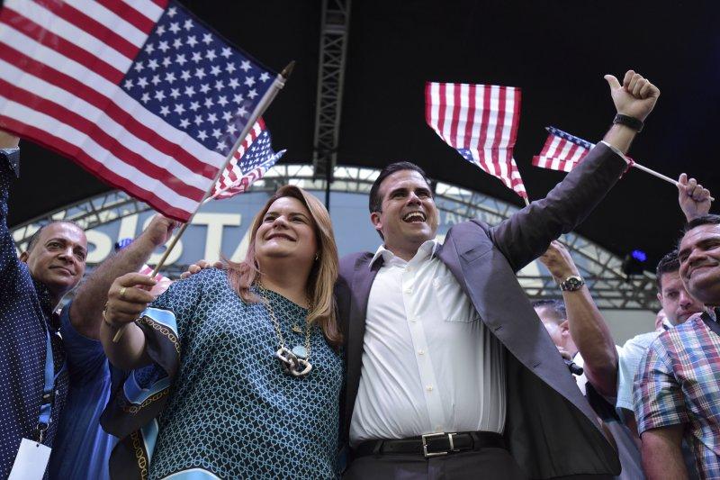 波多黎各總督羅塞洛全力支持成為美國第51州。(美聯社)