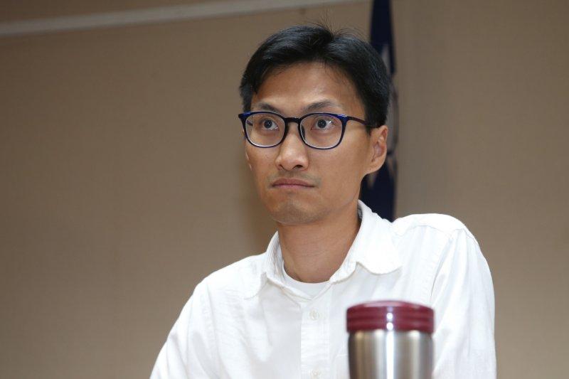 香港立法會議員朱凱迪(陳明仁攝)