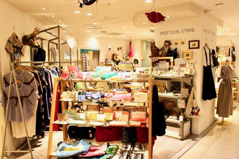 多年來帶領東京年輕世代潮流,年代悠久的PARCO(巴而可)可說是在地最具代表性的百貨!(圖/張維中攝)