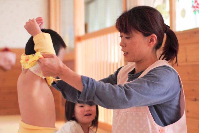 特殊的孩子沒有選擇,只求幼稚園願意接納和照顧。(示意圖非本人/翻攝自youtube)