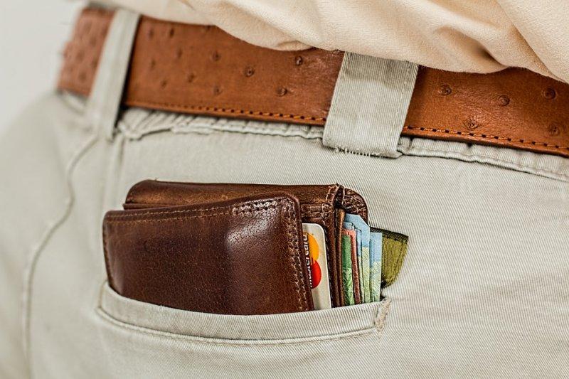 皮夾再也不用被塞滿卡片,行動支付的出現將改變人們的生活方式。(圖/stevepb@pixabay)