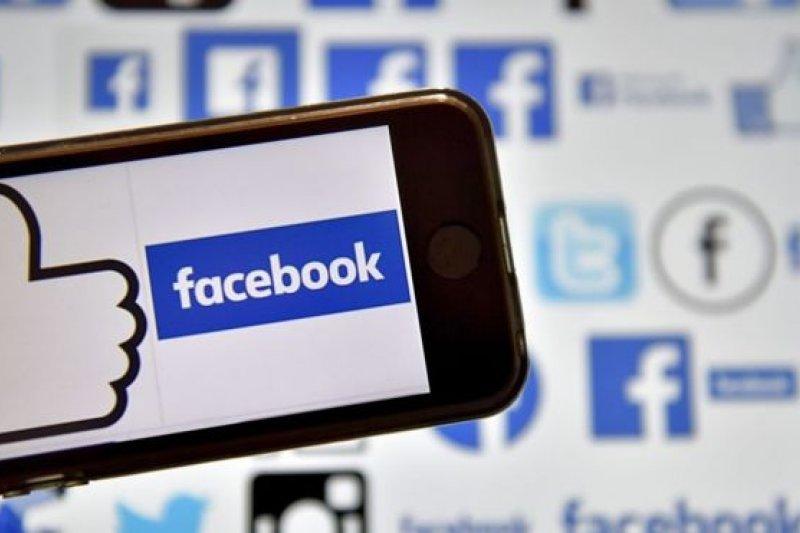 Facebook被批評沒有盡力打擊與恐怖主義有關的內容。(BBC中文網)