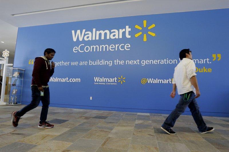 「如果連Walmart這樣龐大的零售業者都有其這樣的決心,與驚人的成績,別再說台灣的零售業不能做電商,而是要不要對應顧客需求的選擇而已⋯⋯」(資料照,美聯社)