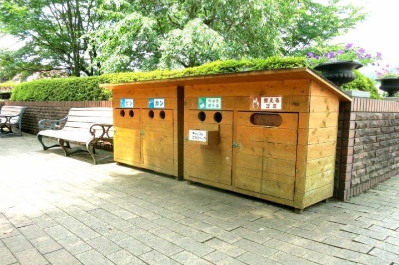 關於在日本丟垃圾這檔事,觀光客和在地人有些異同。(圖/MATCHA提供)