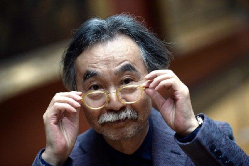 谷口治郎。(Getty Images)
