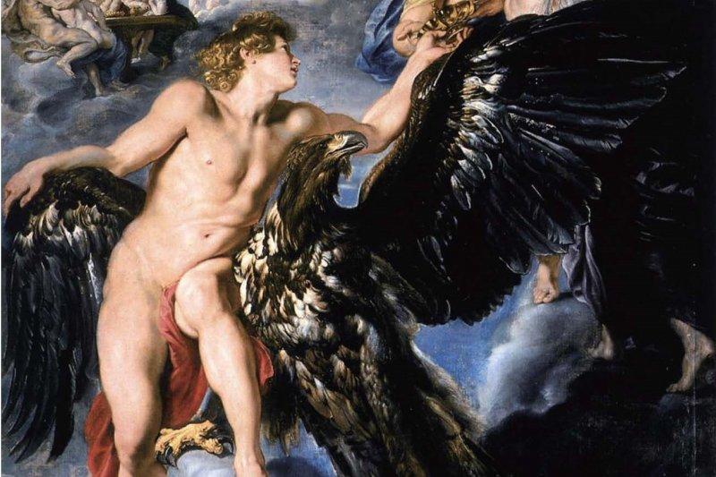 所向無敵的宙斯,最後是否能逃過世襲的詛咒,不被自己的兒子推翻呢?(資料照)