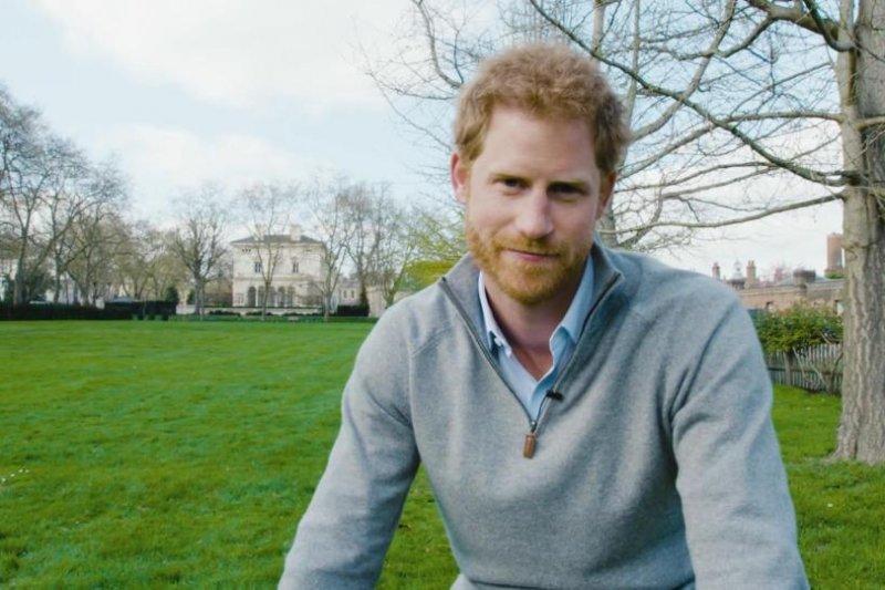英國的哈利王子。(美聯社)