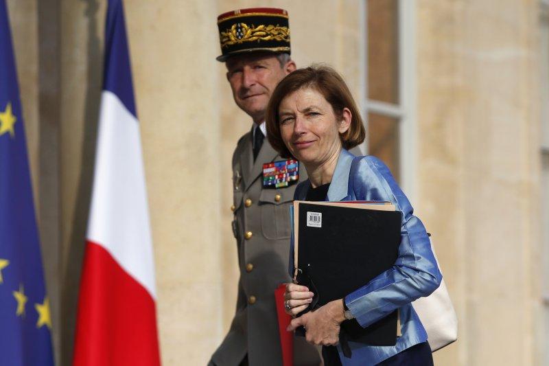 法國前國務秘書帕麗接掌國防部(AP)