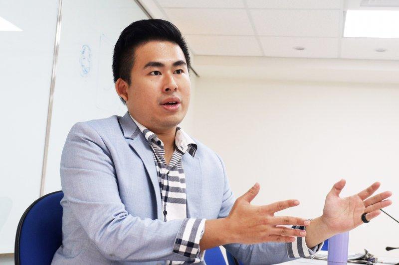20170623-王炳忠專訪。(蘇仲泓攝)
