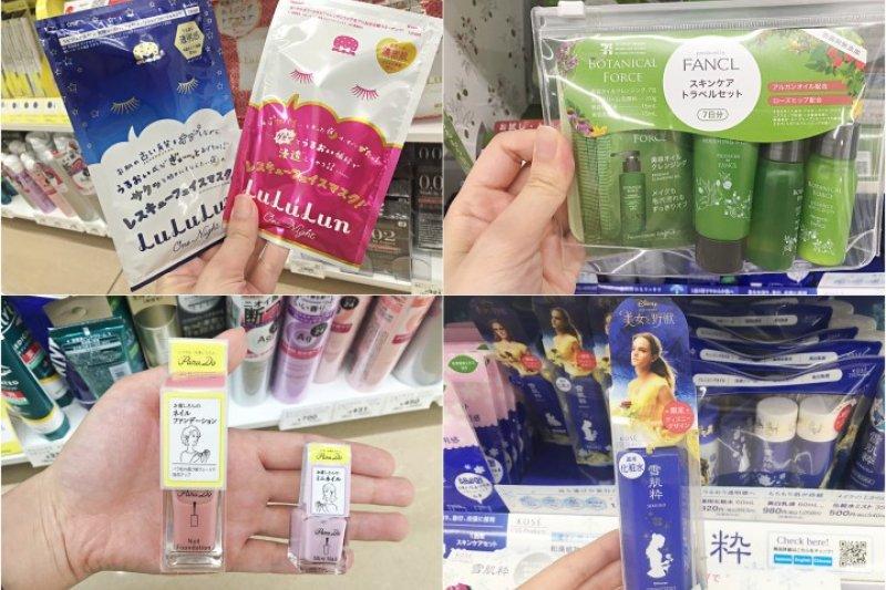 便利商店才買得到!平價好攜帶的美妝商品,24小時營業的「平價美妝店」就在身邊!(圖/MATCHA提供)