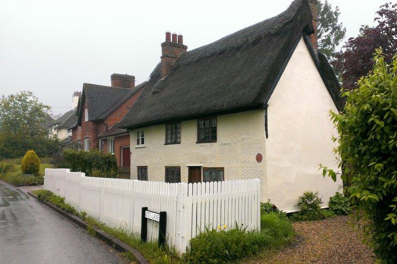 喬治.歐威爾在1936年至1940年的住處(Dennis3333@Wikimedia / CC BY-SA 4.0)