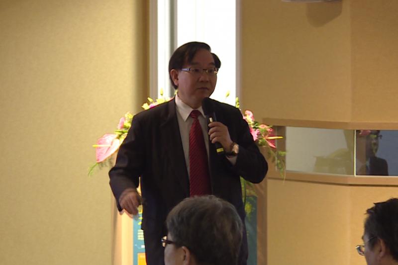 現任桃園市副市長王明德,認為「慎選合作廠商、落實履約管理」是促參案的成敗關鍵(圖 / 風傳媒)