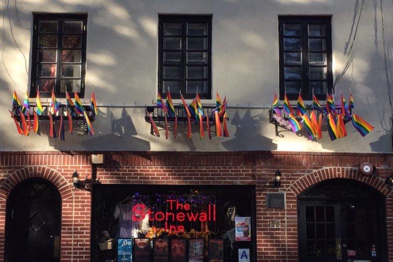 石牆暴動發生地點:紐約市石牆酒吧(簡恒宇攝)