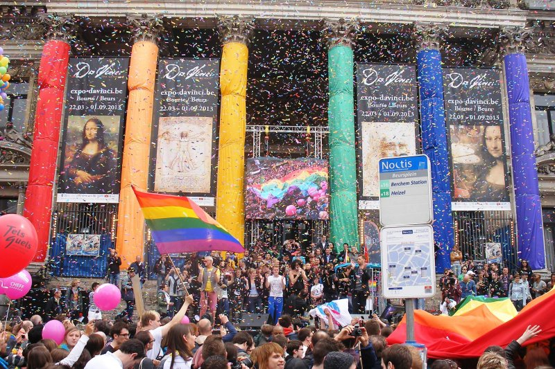 比利時是全球第2個承認同性婚姻的國家(翻攝網路)
