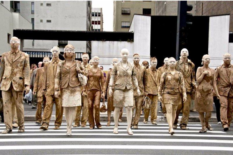 CEGOS (BLIND)《不見》。〈國立台北藝術大學提供〉
