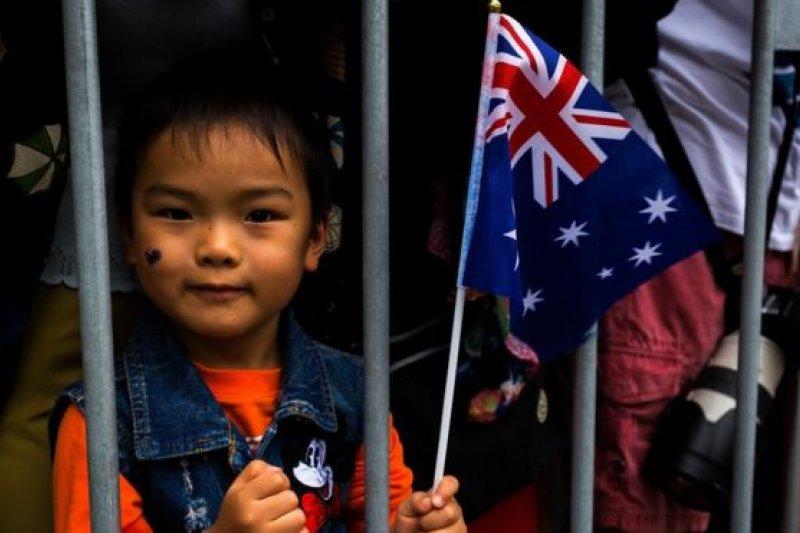 澳大利亞人口結構正在變化。