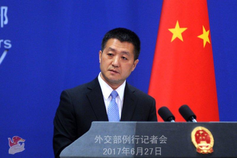 陸慷拒絕透露劉曉波的相關消息。