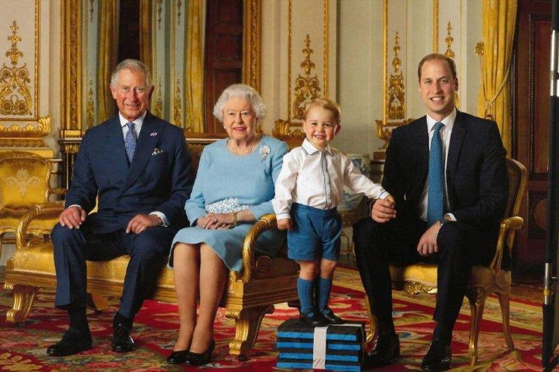 為何君主制度在英國得以延續?因為英國女王為人民做的,絕對「物超所值」!(圖/The Royal Family@facebook)