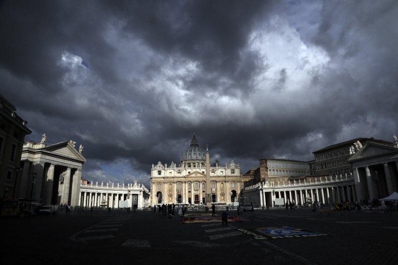 1478年,義大利北部城邦翡冷翠(Firenze, 佛羅倫斯)與羅馬教廷交惡。圖為羅馬教廷(取自AP)