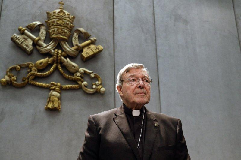澳洲樞機主教佩爾被控犯下多起性侵案(AP)