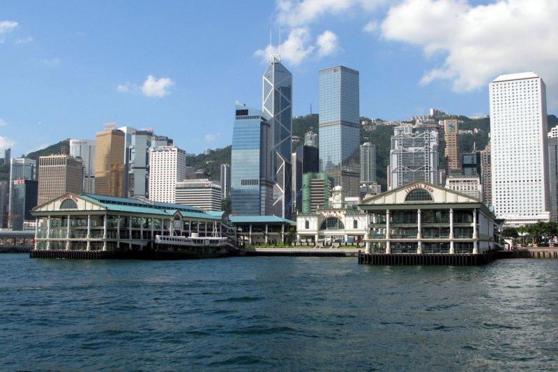 香港天星碼頭(翻攝自維基百科)