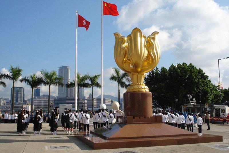 香港大學民調  近半數港人認為2047年香港將變「一國一制」。(Tksteven@wikipedia/CC BY 2.5)
