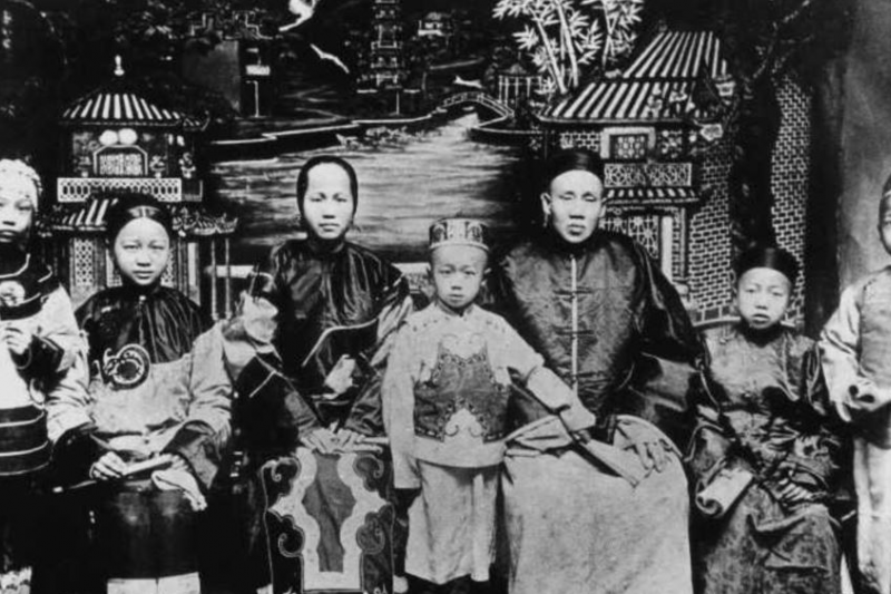 美國修鐵路的華人勞工和他們的後代(美國之音)