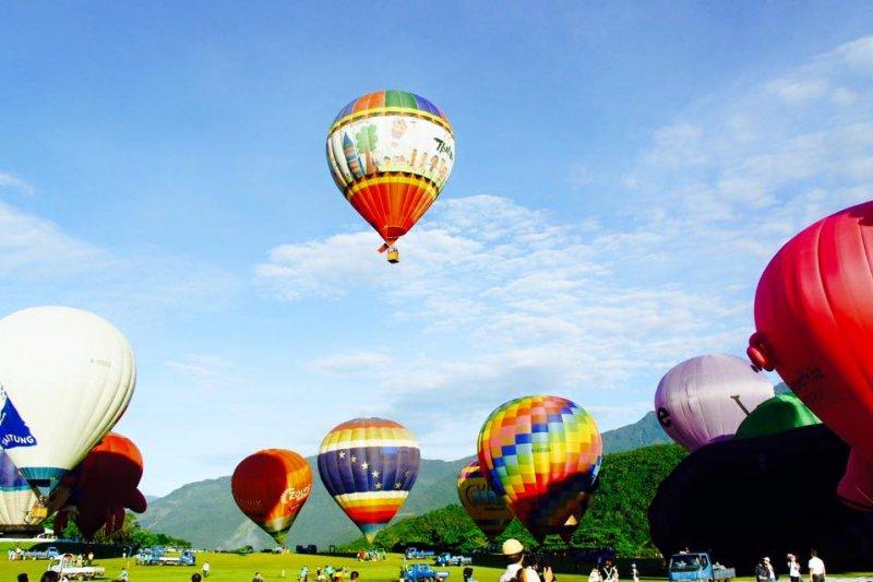 台東國際熱氣球嘉年華(台東國際熱氣球嘉年華粉專)